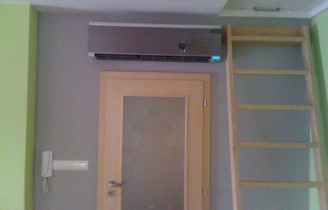Klimatizace, realizace - 2