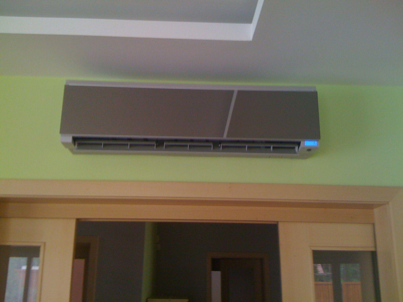 Klimatizace, realizace - 4