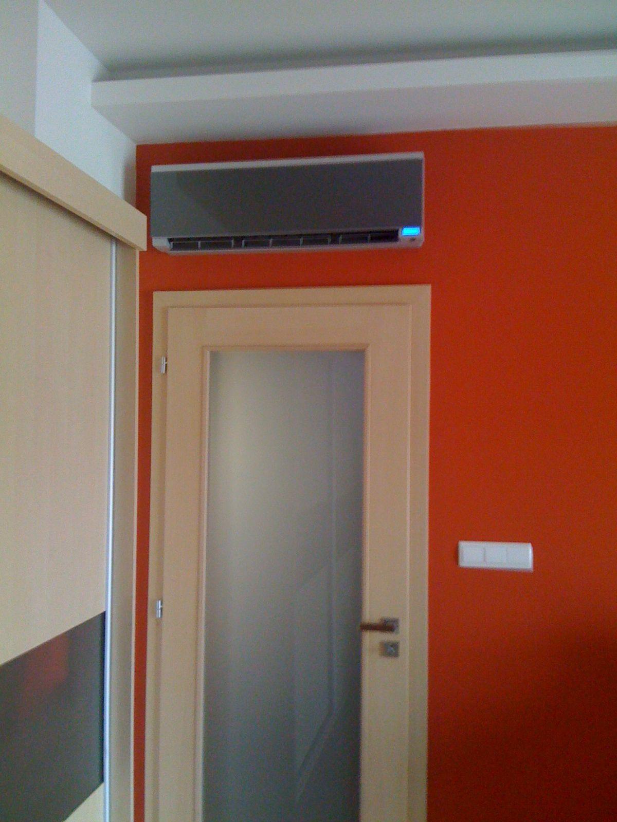 Klimatizace, realizace - 3