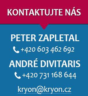 Proč si vybrat právě Kryon.cz? - Kontaktujte nás